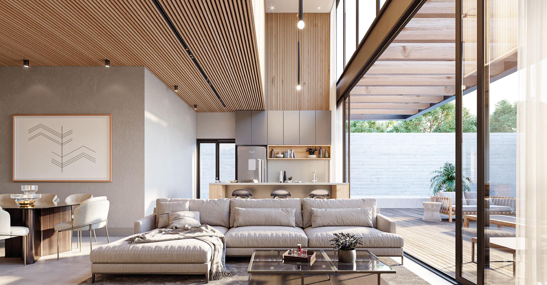 Living garden duplex